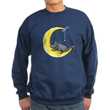 Gray Tabby Lunar Love Sweatshirt
