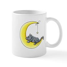 Gray Tabby Lunar Love Mug