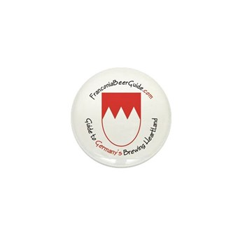 FranconiaBeerGuide.com Mini Button (10 pack)