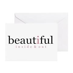 beautiful Greeting Cards (Pk of 10)