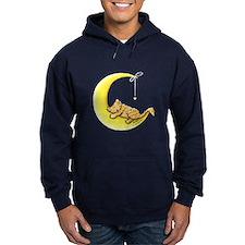 Tabby Kitten Lunar Love Hoodie