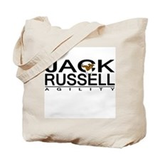 Jack Russell Agility Tote Bag