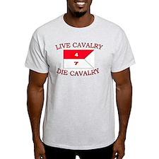 4th Squadron 7th Cavalry T-Shirt