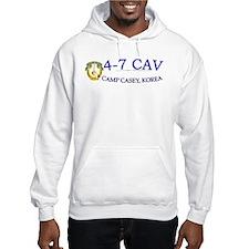 4th Squadron 7th Cavalry Hoodie