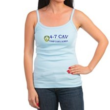 4th Squadron 7th Cavalry Tank Top
