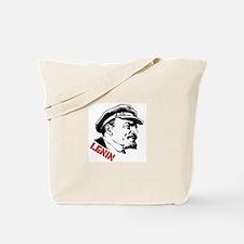 Communist Vladimir Lenin Tote Bag