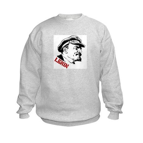Communist Vladimir Lenin Kids Sweatshirt