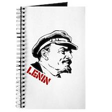 Communist Vladimir Lenin Journal