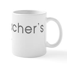 Teacher's Pet Coffee Mug