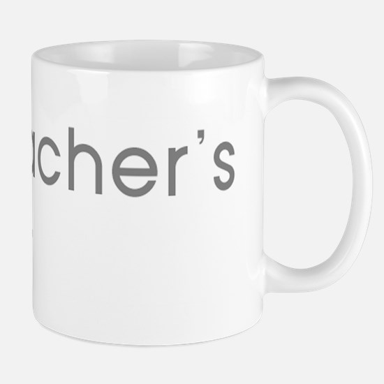 Teacher's Pet Mug