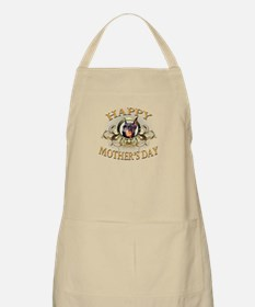 Happy Mother's Day Doberman Apron