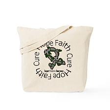 Diabetes Hope Faith Cure Tote Bag