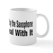 Unique Saxaphone Mug