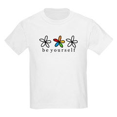 be yourself Kids T-Shirt