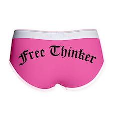 Free Thinker (Old Style) Women's Boy Brief
