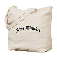 Free Thinker (Old Style) Tote Bag