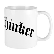 Free Thinker (Old Style) Mug