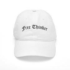 Free Thinker (Old Style) Baseball Cap