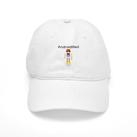 Androidified Girl Cap