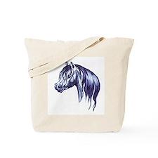 Unique Welsh cob Tote Bag