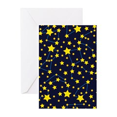Happy Star Chart Greeting Cards (Pk of 20)