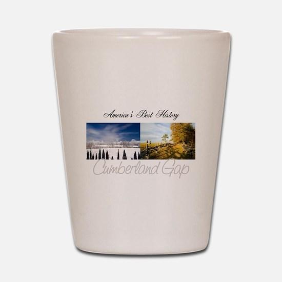 ABH Cumberland Gap Shot Glass