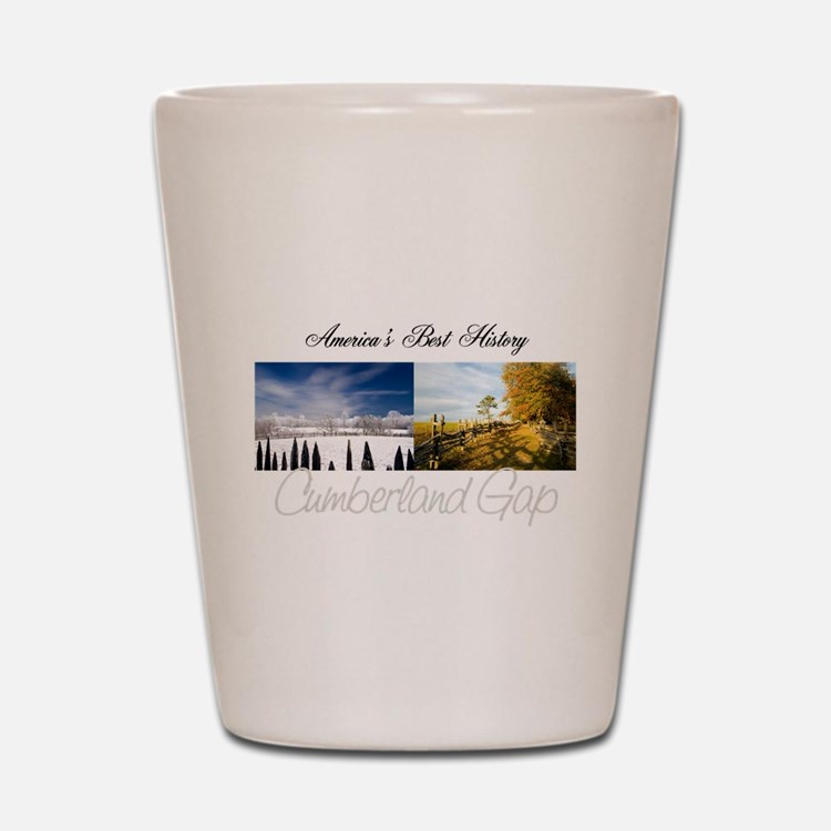 ABH Cumberland Gap Shot Glass