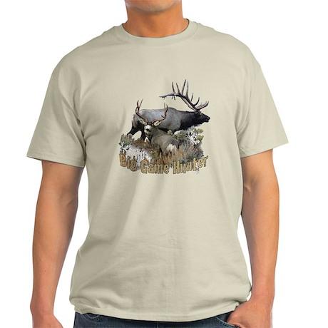 Big game elk and deer Light T-Shirt