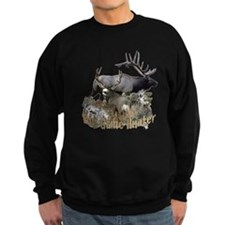 Big game elk and deer Sweatshirt