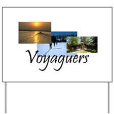 ABH Voyageurs National Park Yard Sign
