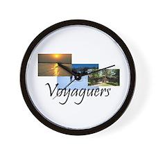 ABH Voyageurs National Park Wall Clock