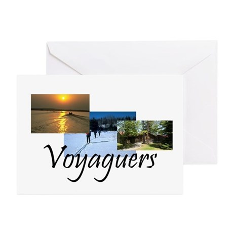 ABH Voyageurs Greeting Cards (Pk of 10)