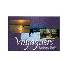 ABH Voyageurs National Park Rectangle Magnet