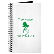 Tree Hugger & proud Journal