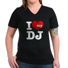 I Love My DJ Shirt