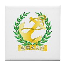 Grand Hope Tile Coaster