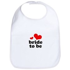 Bride To Be Bib