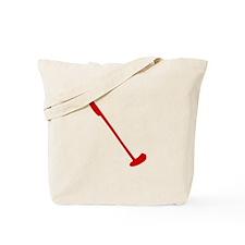 Crazy golf Tote Bag