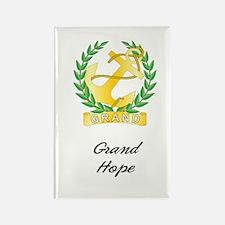 Grand Hope Rectangle Magnet (10 pack)