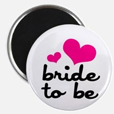 "Bride To Be 2.25"" Magnet (10 pack)"