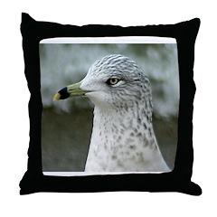 seagull/birds Throw Pillow
