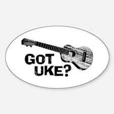 Got Uke? Decal