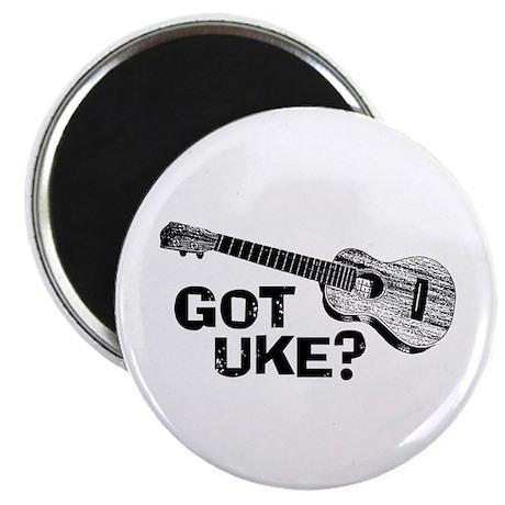 Got Uke? Magnet