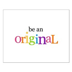 be an original Posters