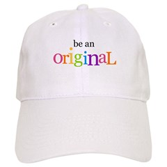 be an original Baseball Cap