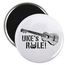 Uke's Rule Magnet