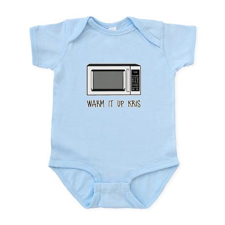 Warm it Up Kris Infant Bodysuit
