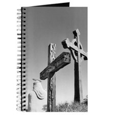 Madonna and Crosses Journal