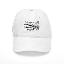 Funny Ukulele Baseball Cap