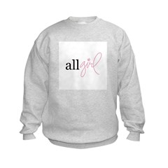 All Girl Sweatshirt